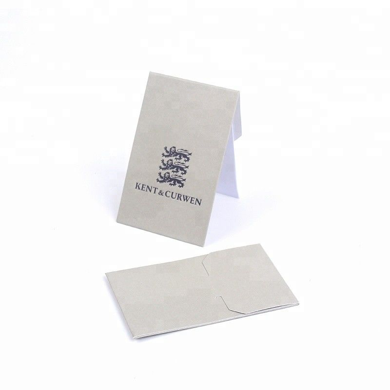 Printed Clothing Label Tags , Personalized Gift Tags For Wedding Favors