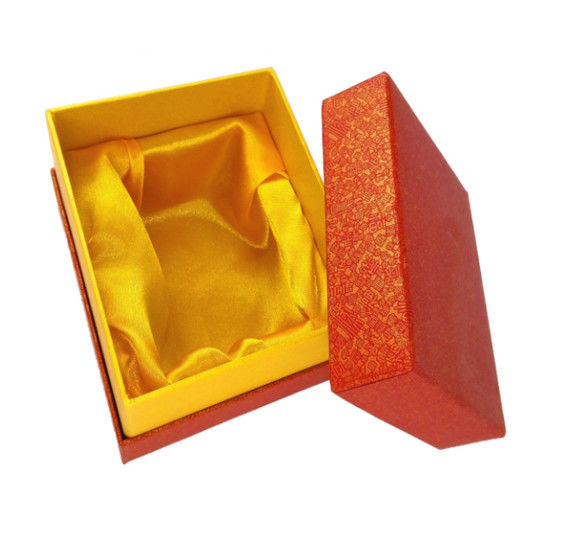 Color Printing Paper Display Box , Custom Printed Display Boxes For Bottle Wine